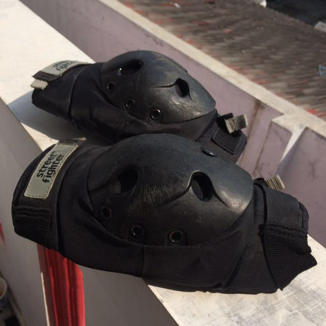 Knee pad fuse & body protector