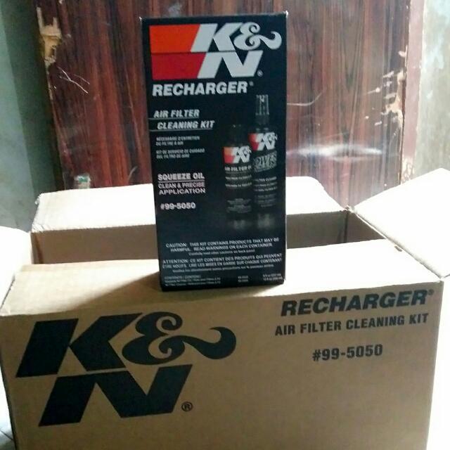 Knn Cleaner Kit 99-5050