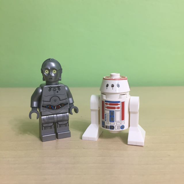 Lego Star Wars Astromech Set, Toys & Games, Toys on Carousell