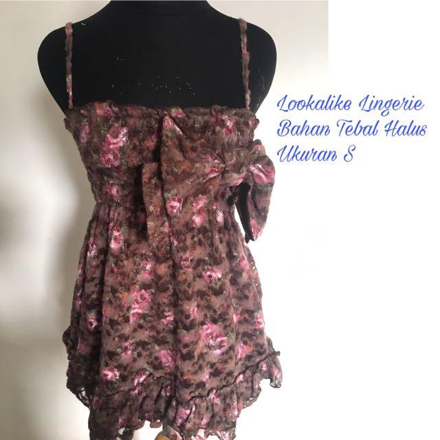 Lookalike Lingerie
