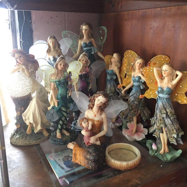 Lot Sale of Fairies