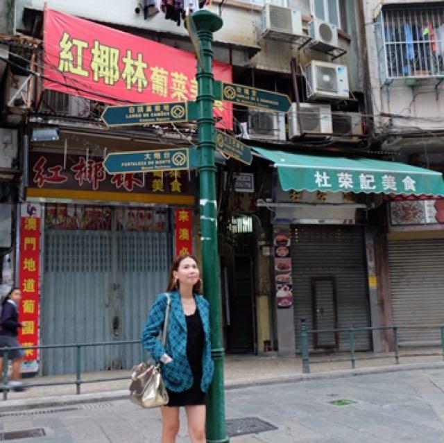 Macau outfit