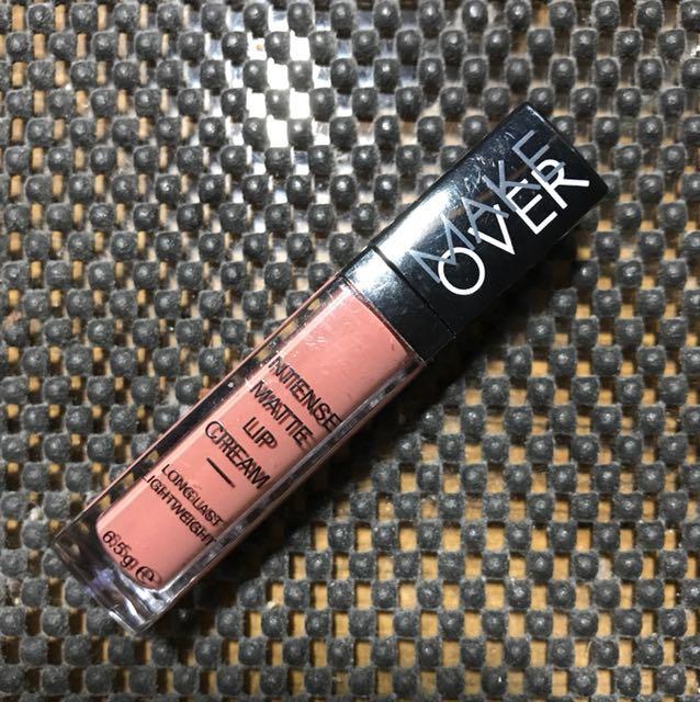 Make Over Matte Lip Cream