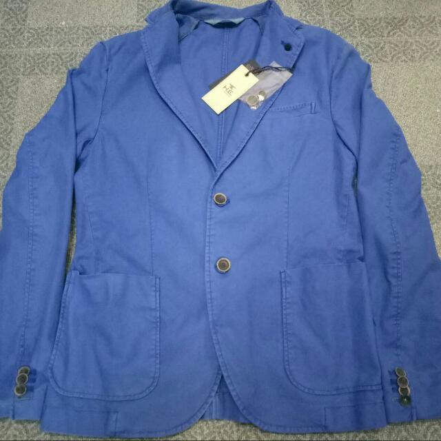Mango He Men's Blazer Jacket New  Semiformal Corporate Winter