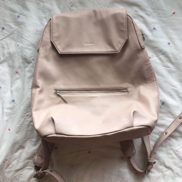 Matt and Nat backpack
