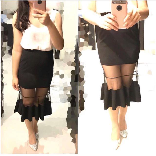 Mermaid Tile Skirt