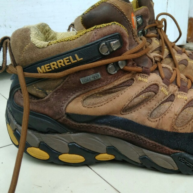 Merrell Refuge GTX mid... Gore-tex + leather 9b6399cf39