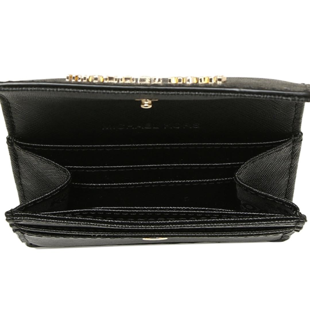 bd3e444d4ae76 michael kors jet set travel card case ID keyholder wallet