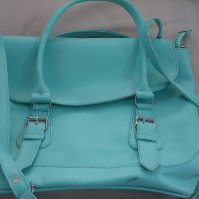 Mint green bag P225.00 only