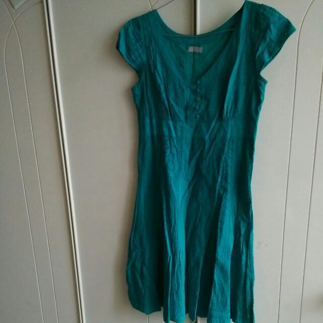 M&S Per Una Eyelet Dress