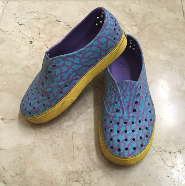 Native Kids - Purple Blue Yellow