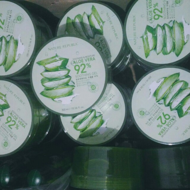 Nature Republic Aloe gel