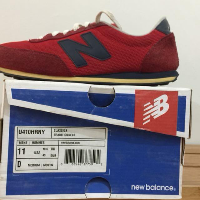 New Balance 410 Classics