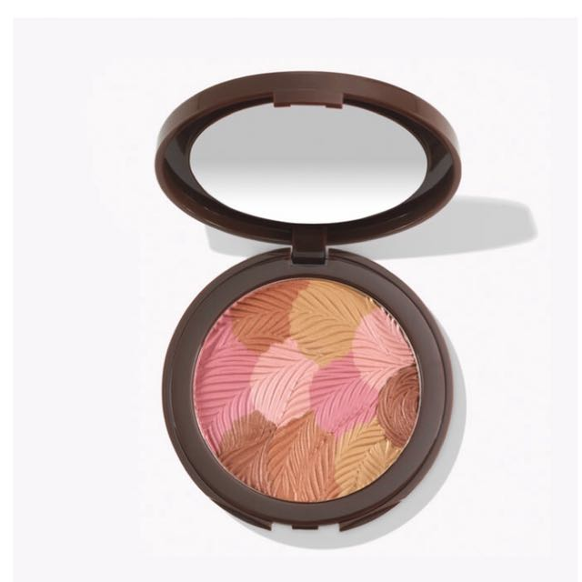 NEW TARTE colored clay bronzer blush