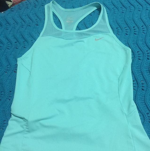 Nike authentic workout top
