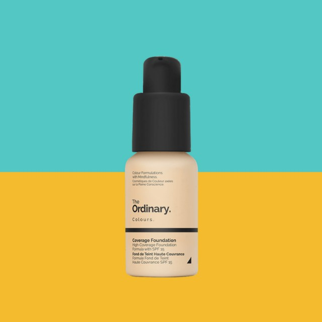 On-hand The Ordinary Coverage Foundation 2.0P