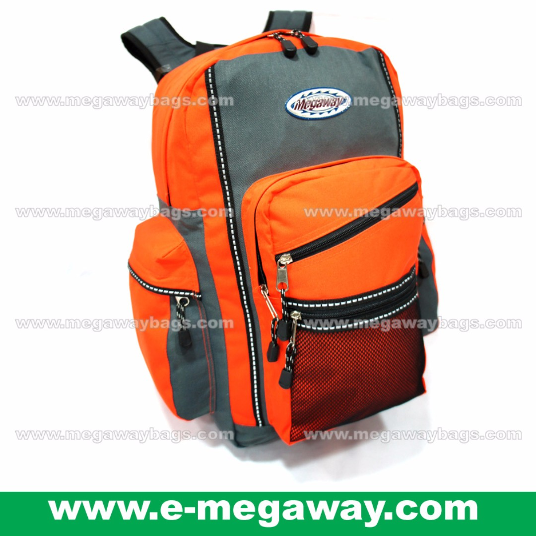 #Orange #Backpack #All-round #Multi-use #All-day #Muti-functional #All-Purpose #Must-have #Deluxe #Weekend #Travel #Daypack #Holiday #Easy-Go #Fly #Backpacker #Air #MEGAWAY #MEGAWAYBAGS #CC-0572-5422-Orange