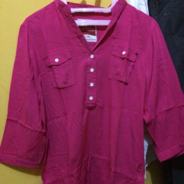 Osella Pink Blouse