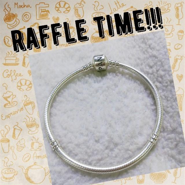 Pandora collier - raffle time!!!