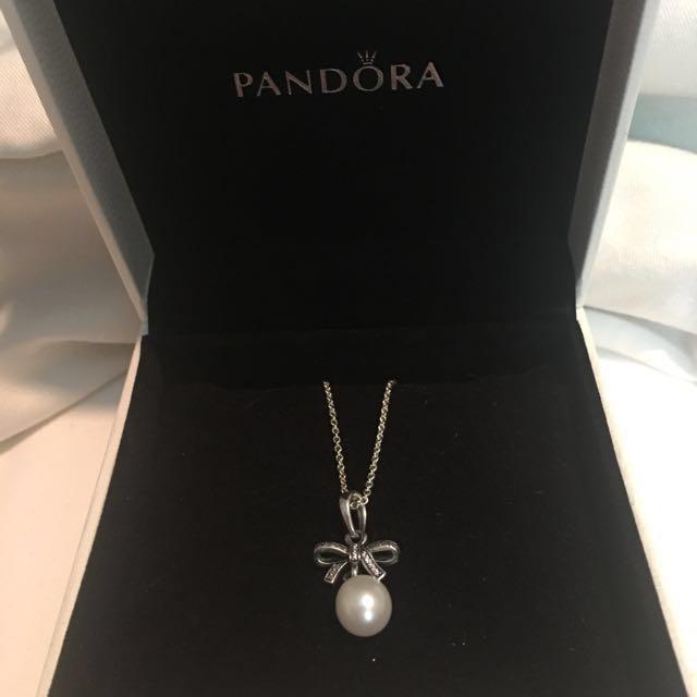 Pandora Delicate Sentiments Necklace
