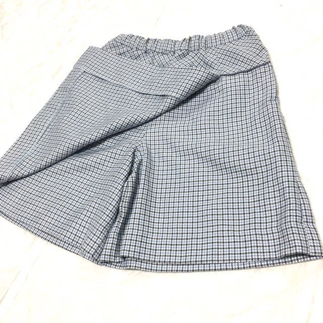 Parentsdream 女童千鳥格褲裙130cm