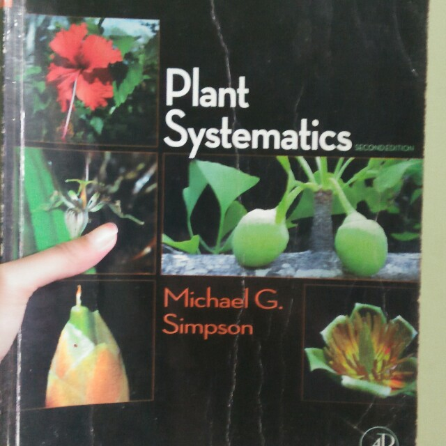 PLANT SYSTEMATICS MICHAEL SIMPSON PDF DOWNLOAD