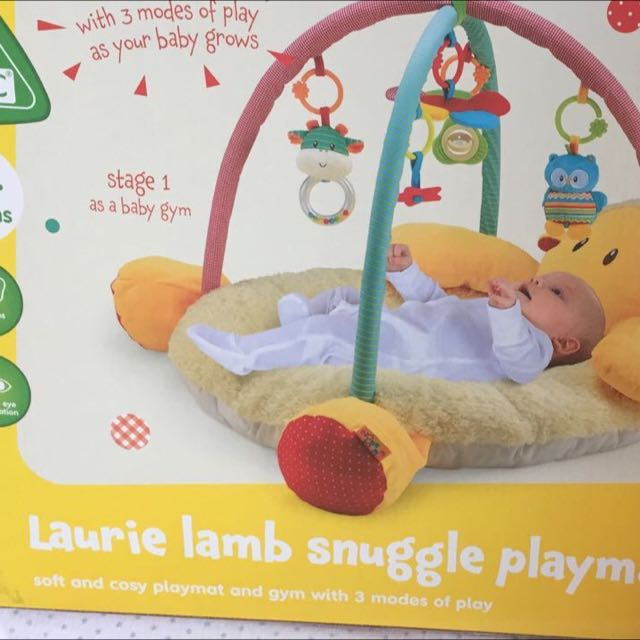 Playmat Baby N Gym Elc