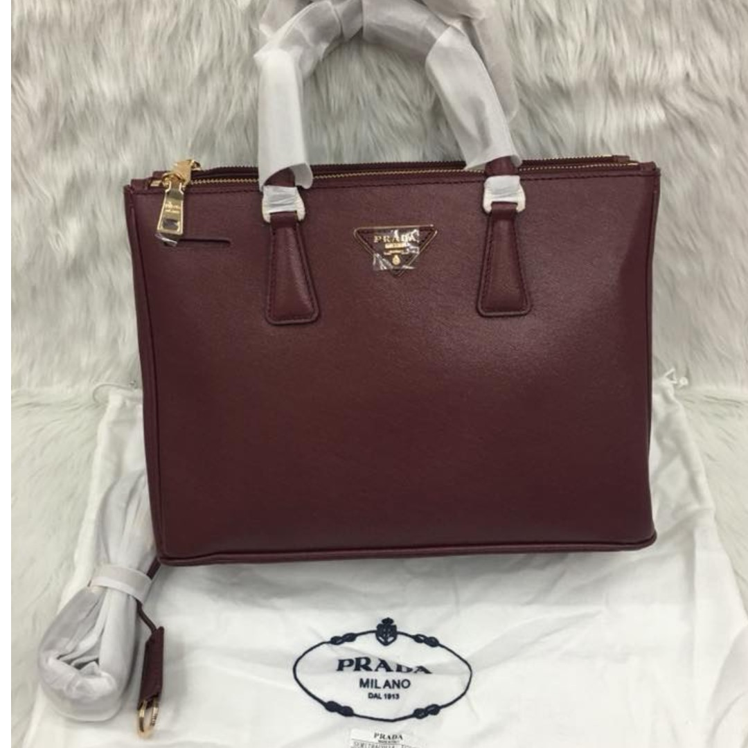6fc9287b83c9 ... coupon code prada bag last color sale authentic high quality preloved  womens fashion bags wallets on