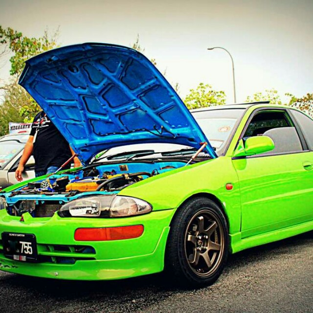 4g93 Engine Proton Wira: Proton Putra 4G93, Cars, Cars For Sale On Carousell
