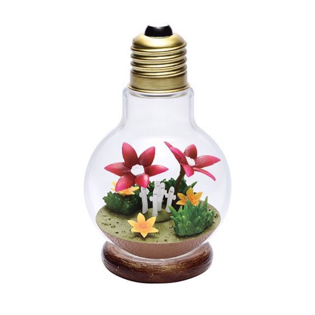 Re Ment Moomin Light Bulb Terrarium No 3 Toys Games Others On