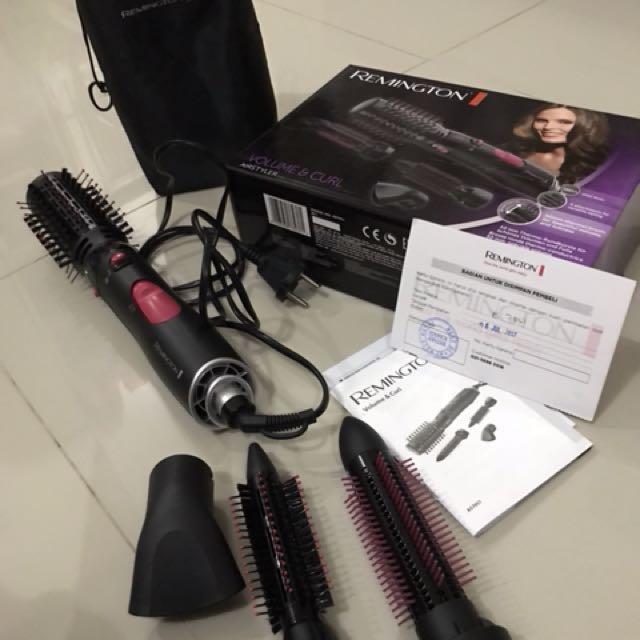 Remington blow rambut