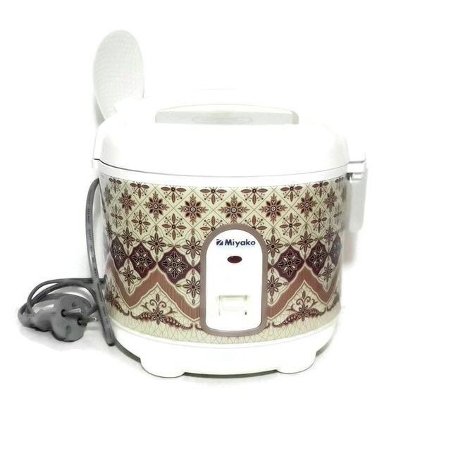 Rice cooker miyako PSG 607