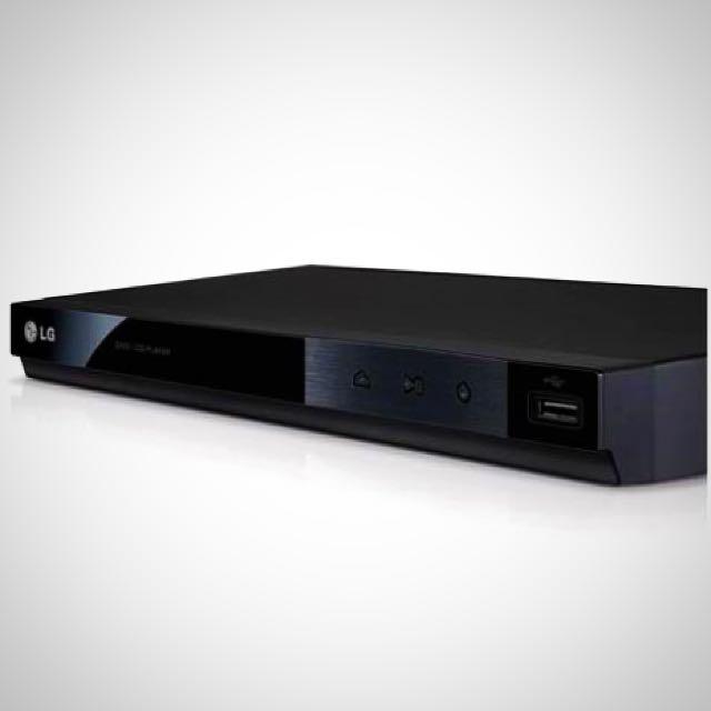 RUSH SALE! LG DVD Player