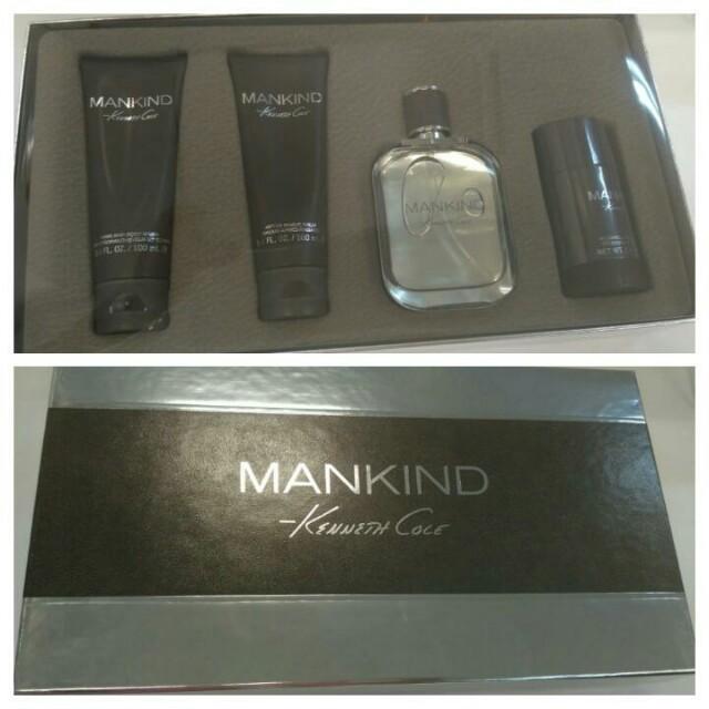 FAST SALE Ori!!! Keneth Cole Parfum Paket