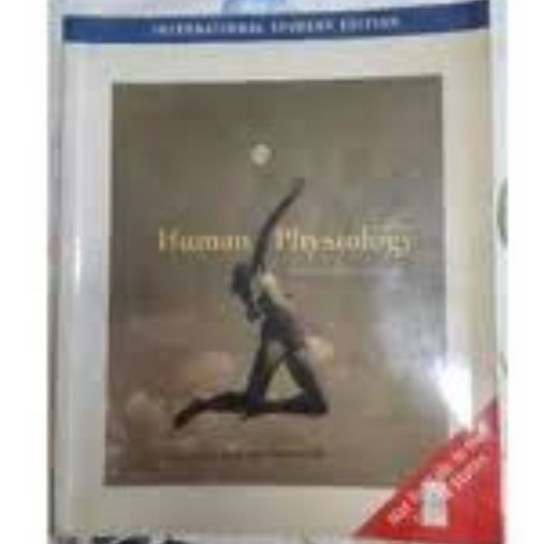 Sherwood Human Physiology 6th Edition Textbooks On Carousell