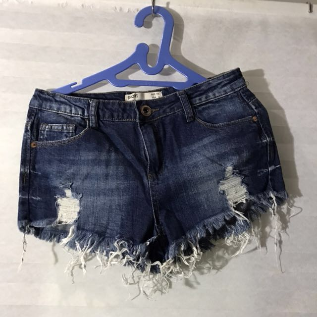 Short jeans ripped Cotton on
