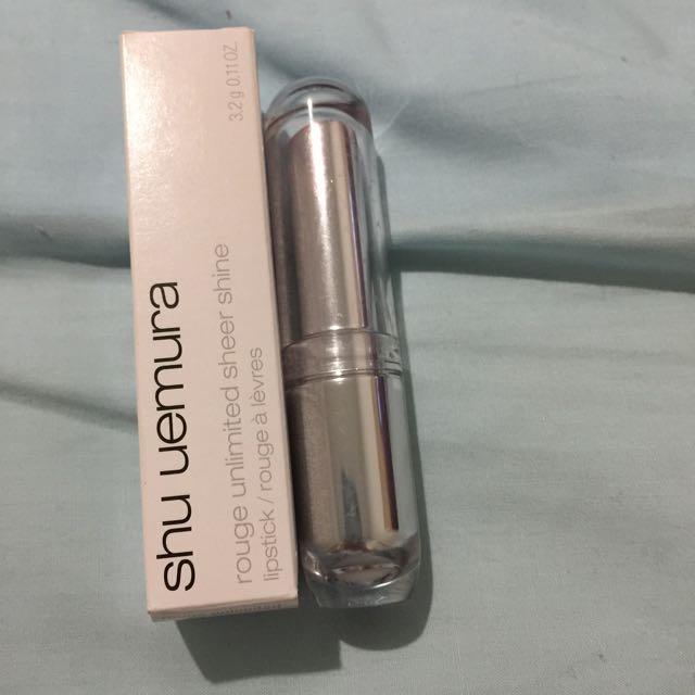 Shu uemura rouge limited sheer shine RD164