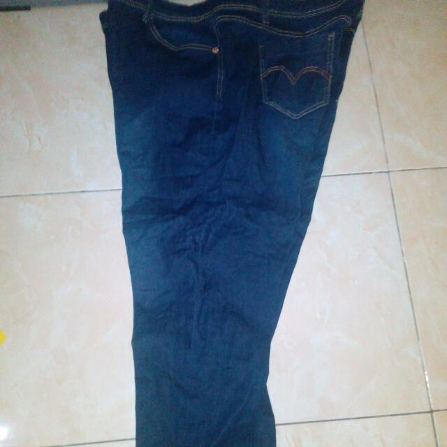 Skinny Jeans Big Size 44