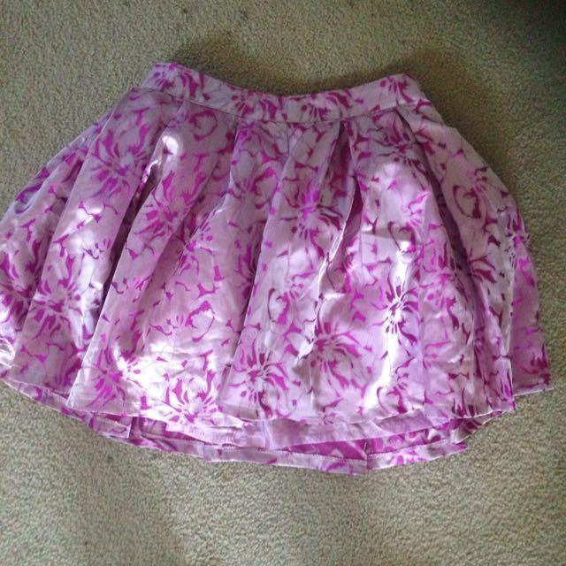 Skirt Aus 10-12 from Boohoo