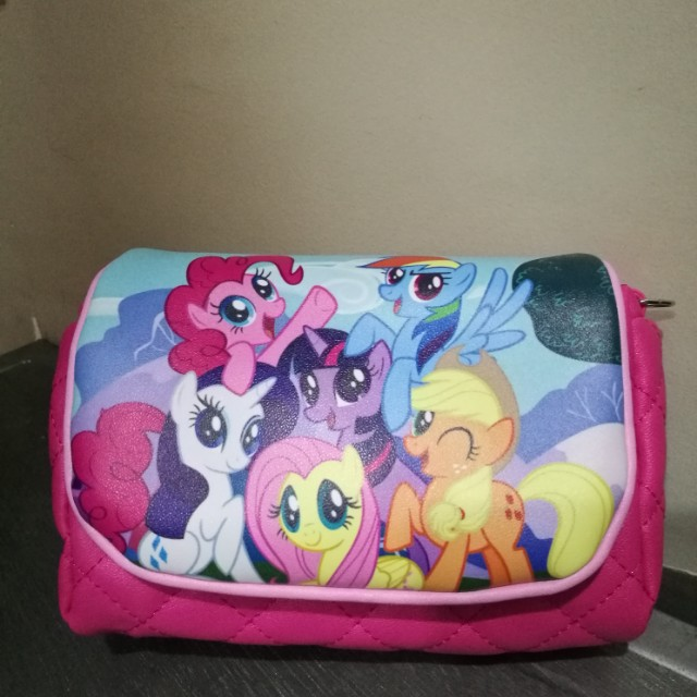 Sling bags (frozen, hello kitty, my little pony, sofia the first)