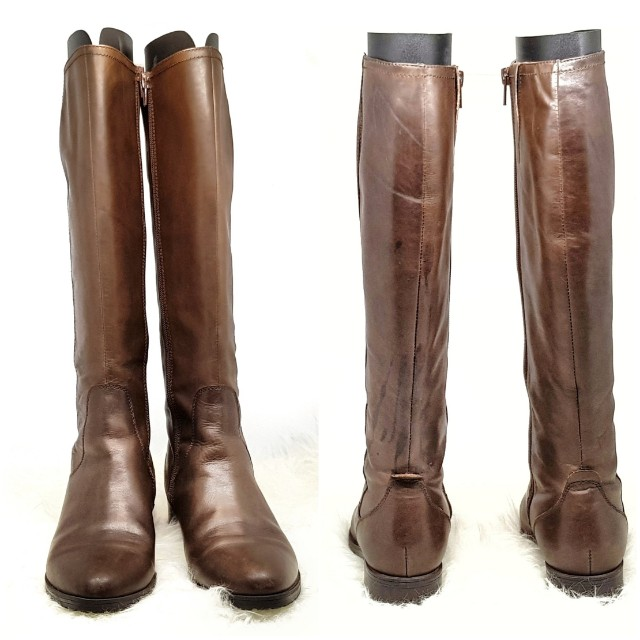 Staccato Boots .