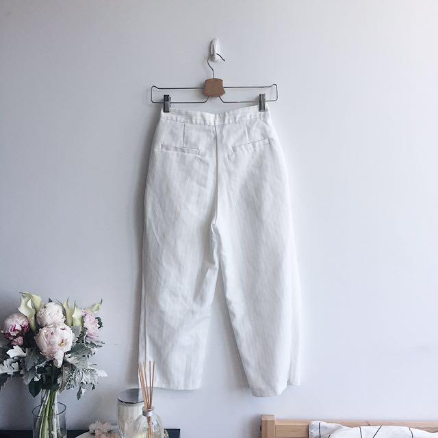 Stylenanda white culottes