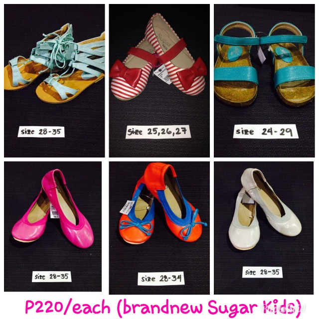 Sugarkids shoes (Brandnew)