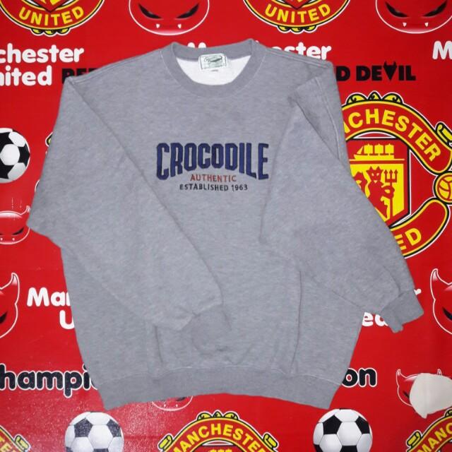 Sweater Authentic Crocodile