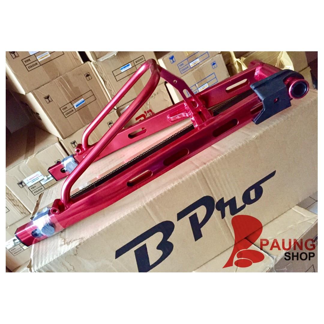 Swing Arm Bpro Ninja Rr Kotak Bolong Motorbikes On Carousell Pcb