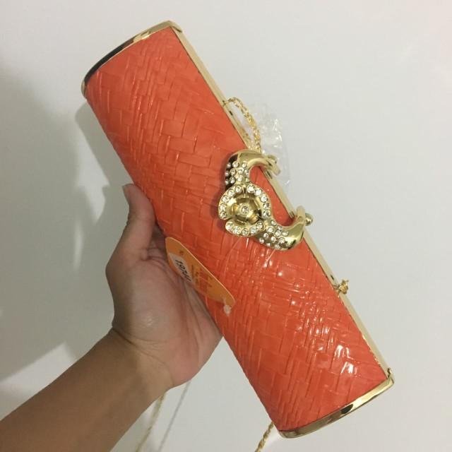 Tas Kondangan Orange