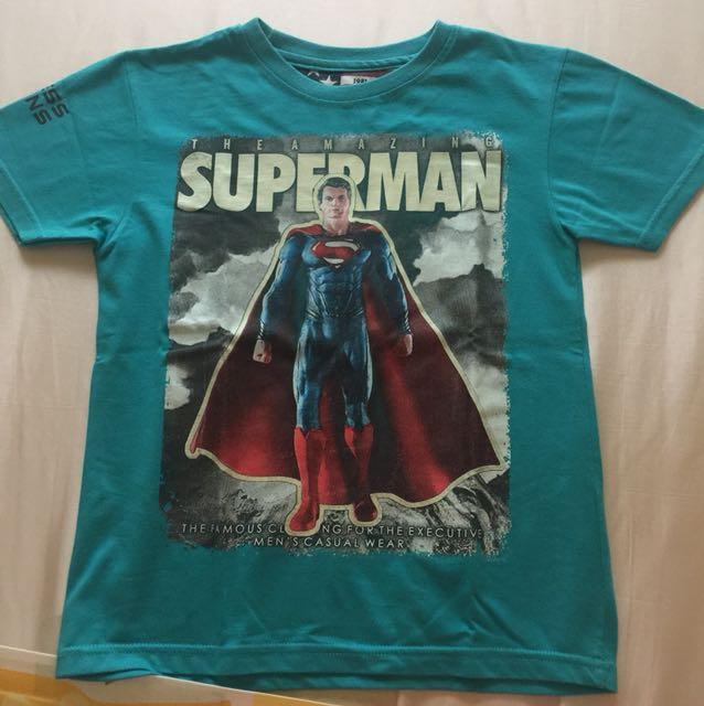 Tee superman