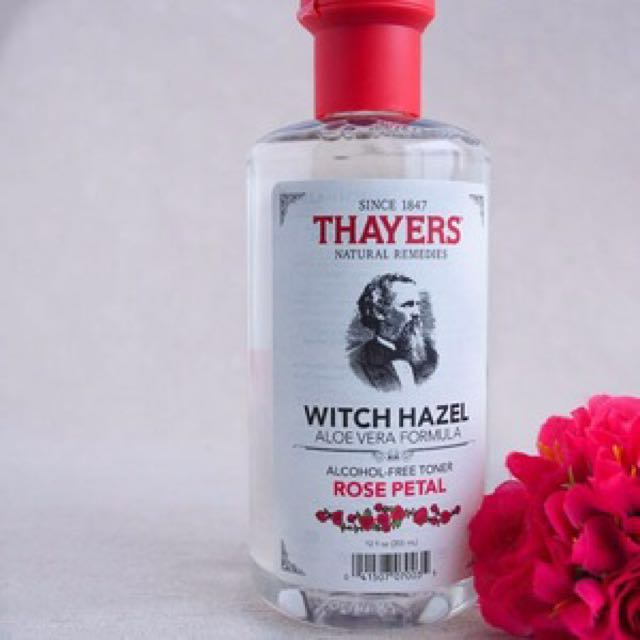 Thayers Rose Hazel Toner