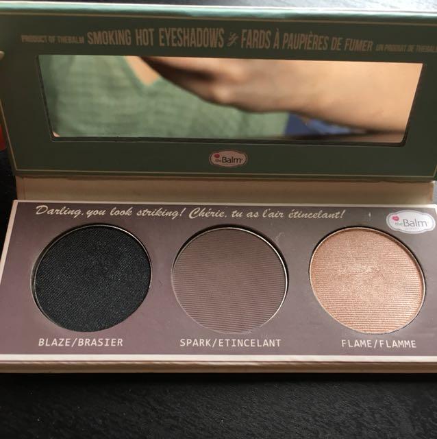 e11867317c6 THEBALM Smoke Balm Eyeshadow Palette, Health & Beauty, Makeup on Carousell