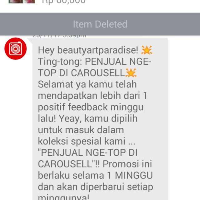 Ting tong 💜 thank you